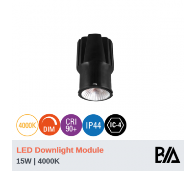 BOND - 15W | LED Downlight Module | 4000K