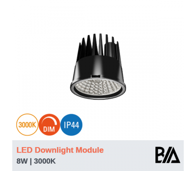 BOND - 8W | LED Downlight Module | 3000K