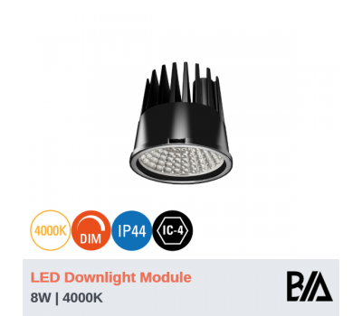 BOND - 8W | LED Downlight Module | 4000K