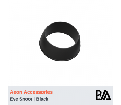 EYE SNOOT - Aeon Accessories | Black