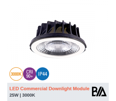 MOD - 25W | LED Commercial Downlight Module | 3000K